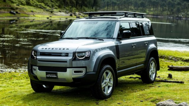 Land Rover Defender todoterreno