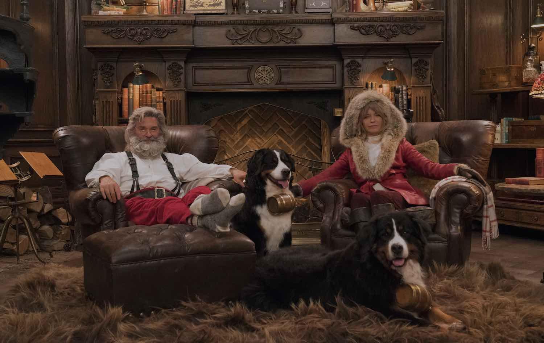 Las crónicas de Navidad Netflix