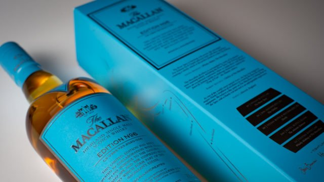 whisky The Macallan Edition No. 6