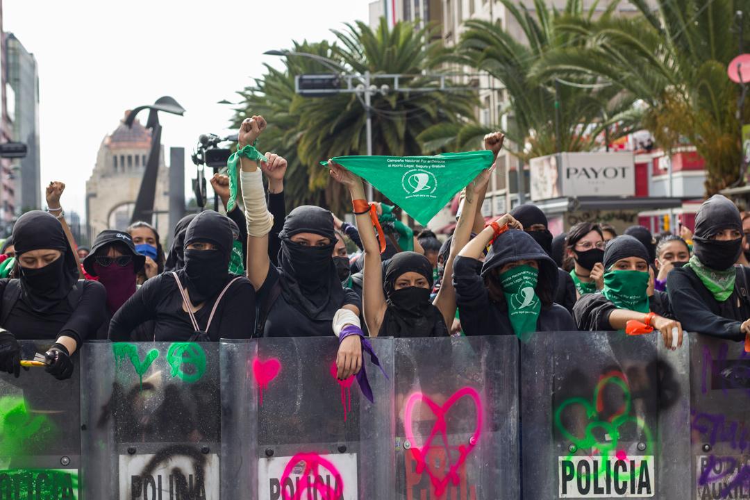 Movimiento feminista recorre toda Latinoamérica para relajar restricciones al aborto