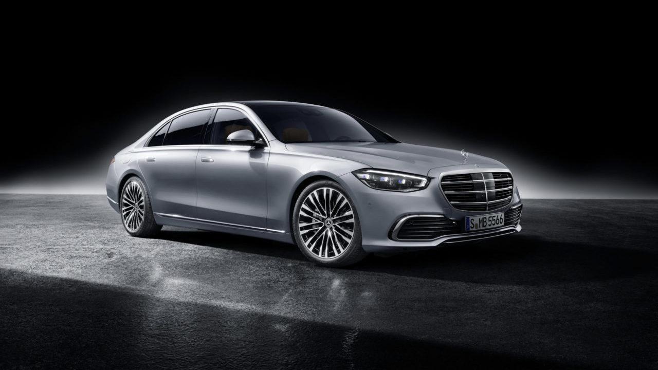 Mercedes-Benz presentó Clase S 2021 destacando avanzados interiores