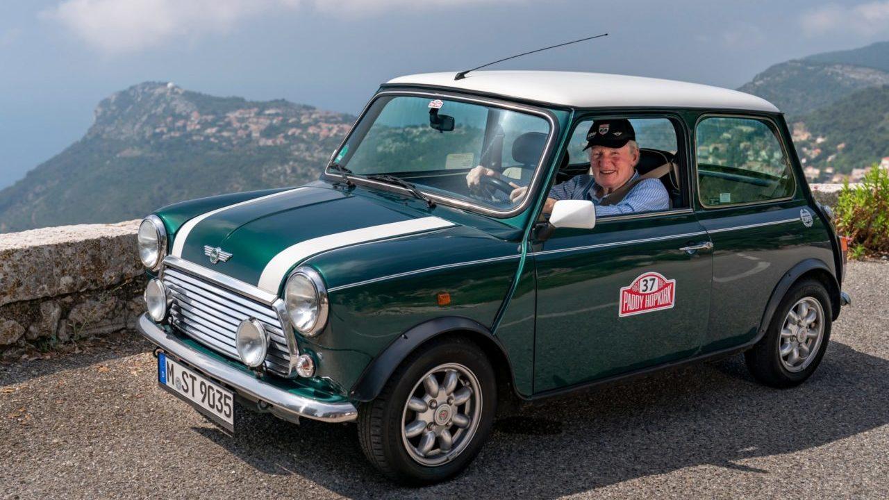 El Mini S y Paddy Hopkirk : La leyenda inesperada de 1964