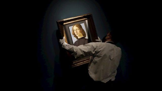 Sandro Botticelli_subasta_nueva_york_