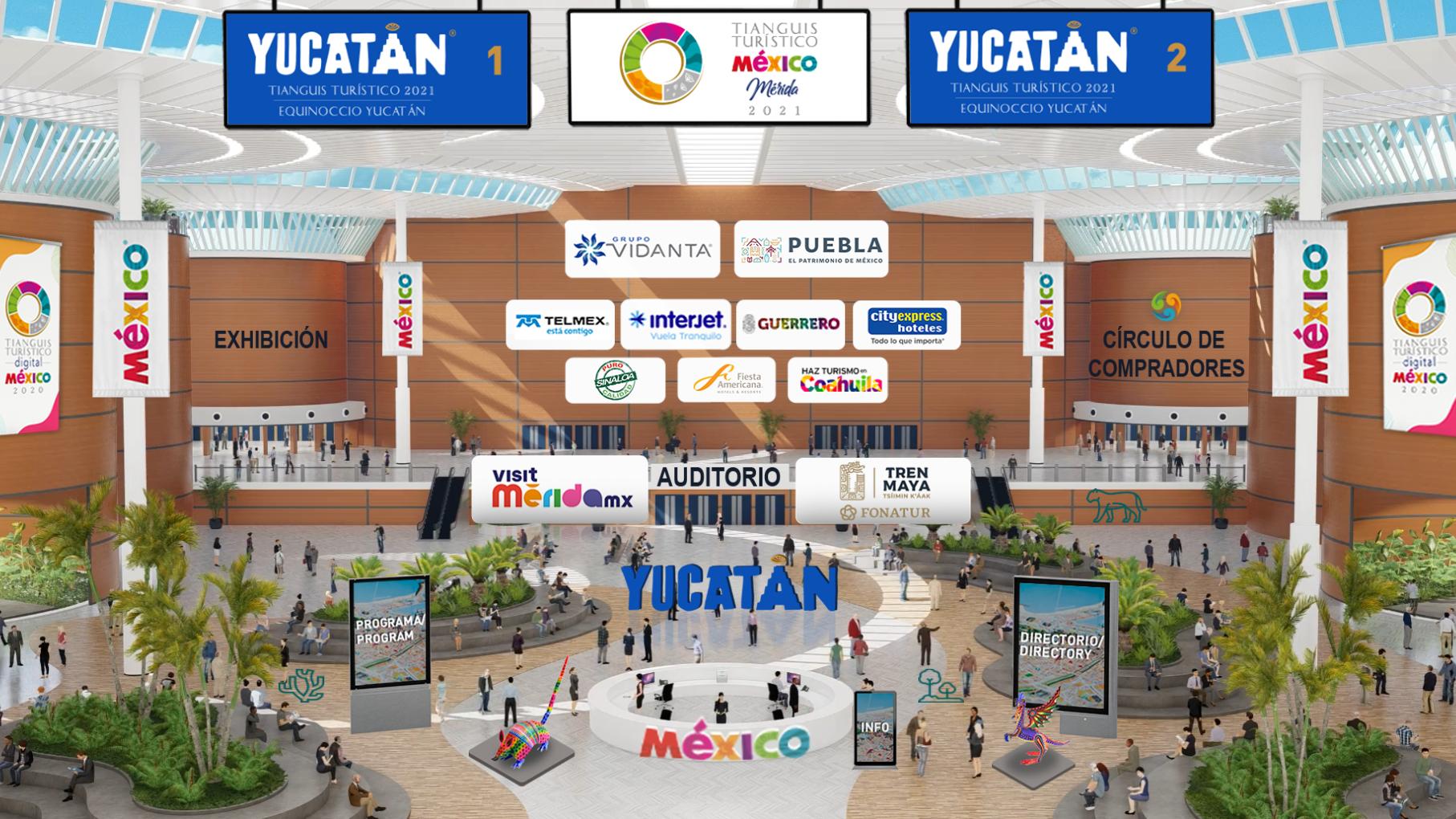 Inauguran Tianguis Turístico Digital con menor pronóstico de llegada de visitantes