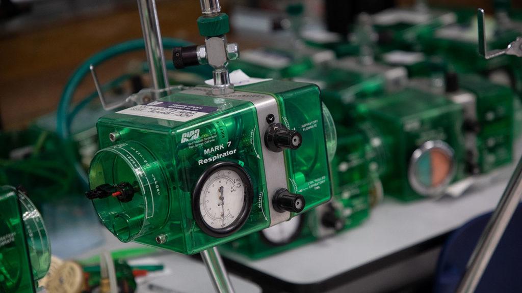 Respirador Artificial Tecnológico de México