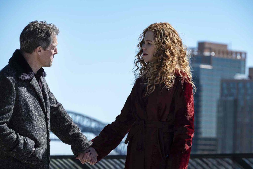 the undoing Nicole Kidman Hugh Grant HBO tráiler