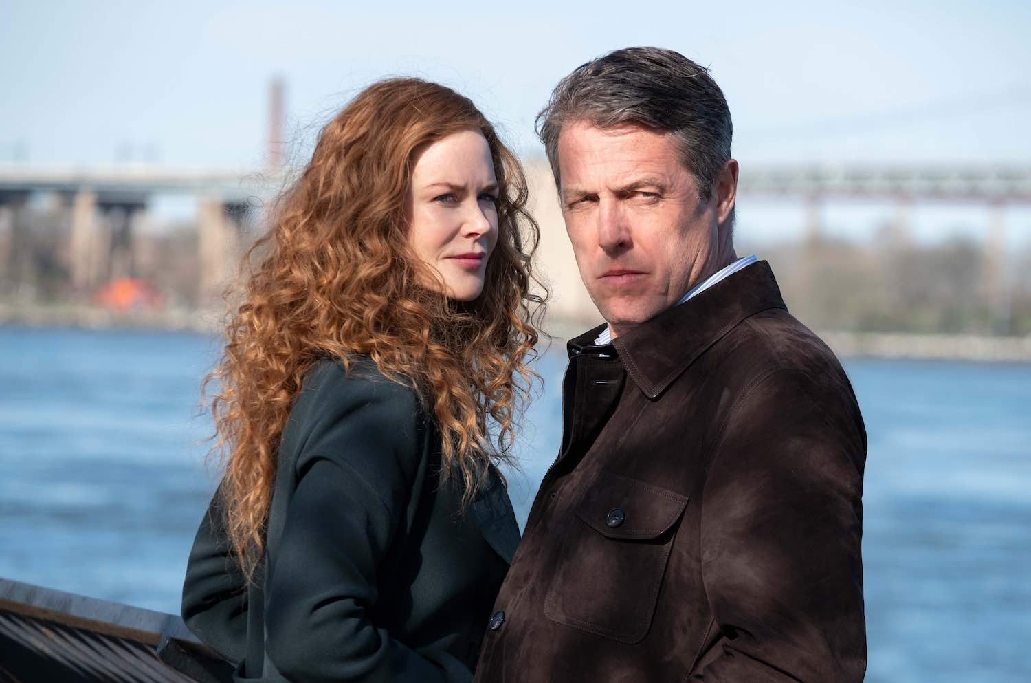 HBO the Undoing Nicole Kidman Hugh Grant
