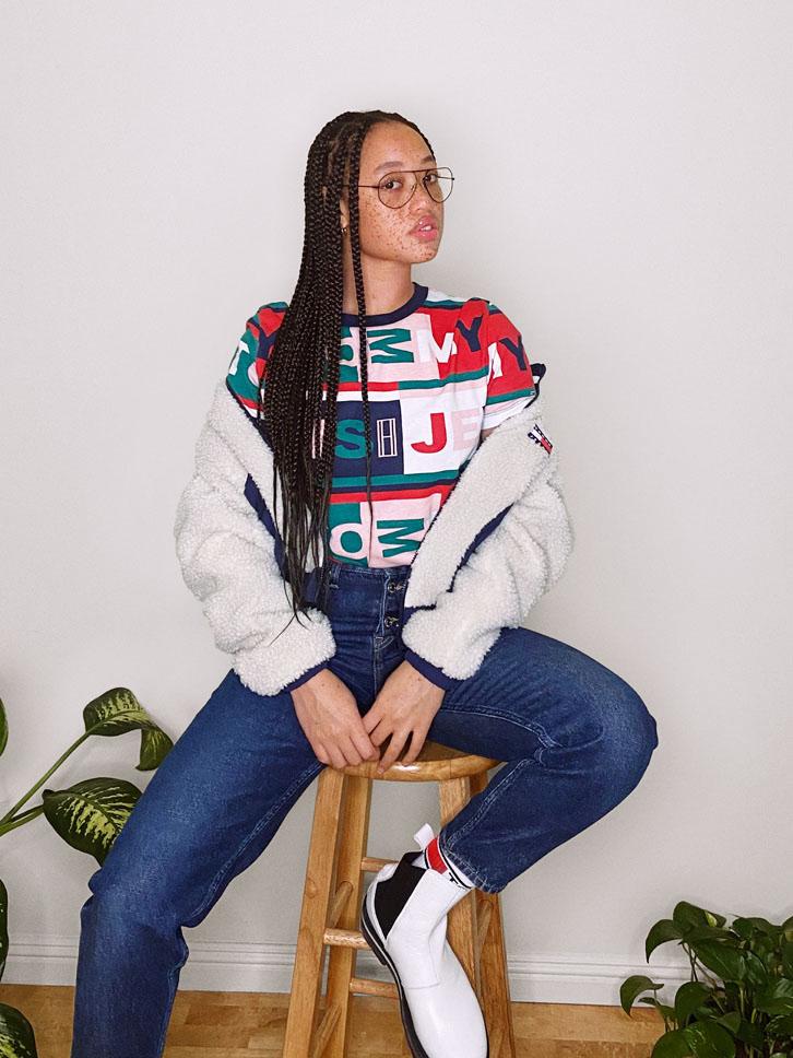 Tommy Jeans otoño 2020