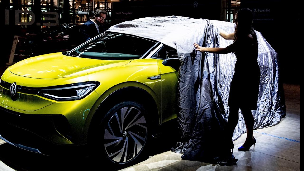 Volkswagen presenta su primera SUV eléctrica