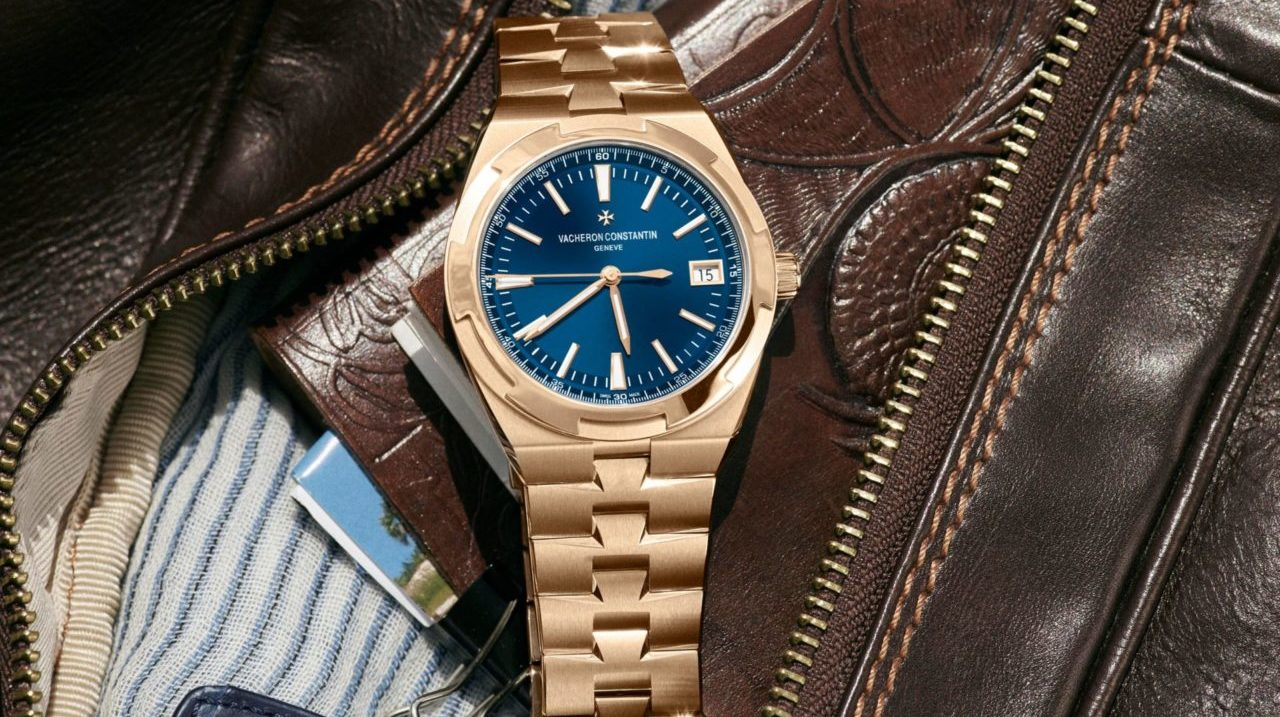 Vacheron Constantin reloj Overseas