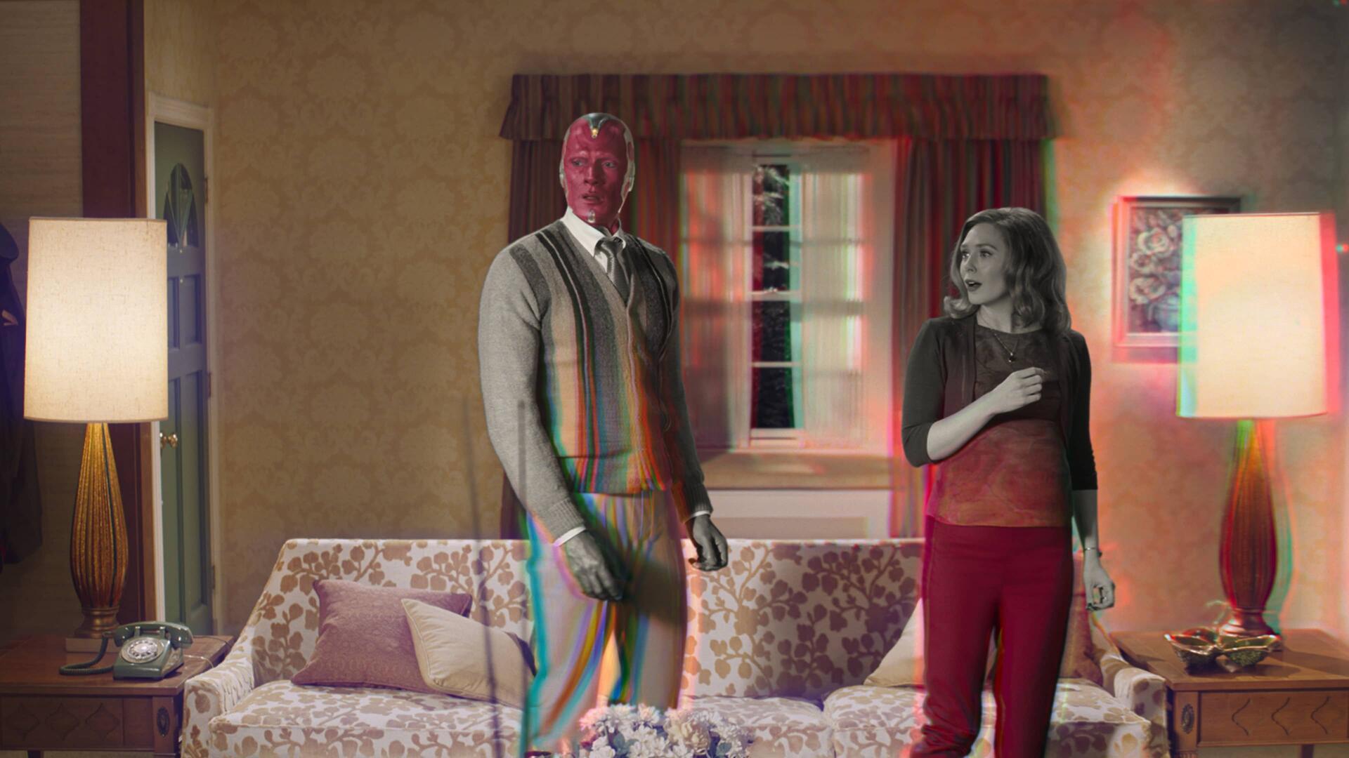 Marvel aprovechó los Emmys para revelar el tráiler de 'Wandavision'