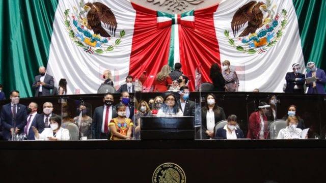 Diputados eliminan fuero presidencial