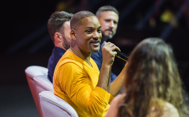 Will Smith comparte nuevos detalles de la serie basada en 'El príncipe del rap'