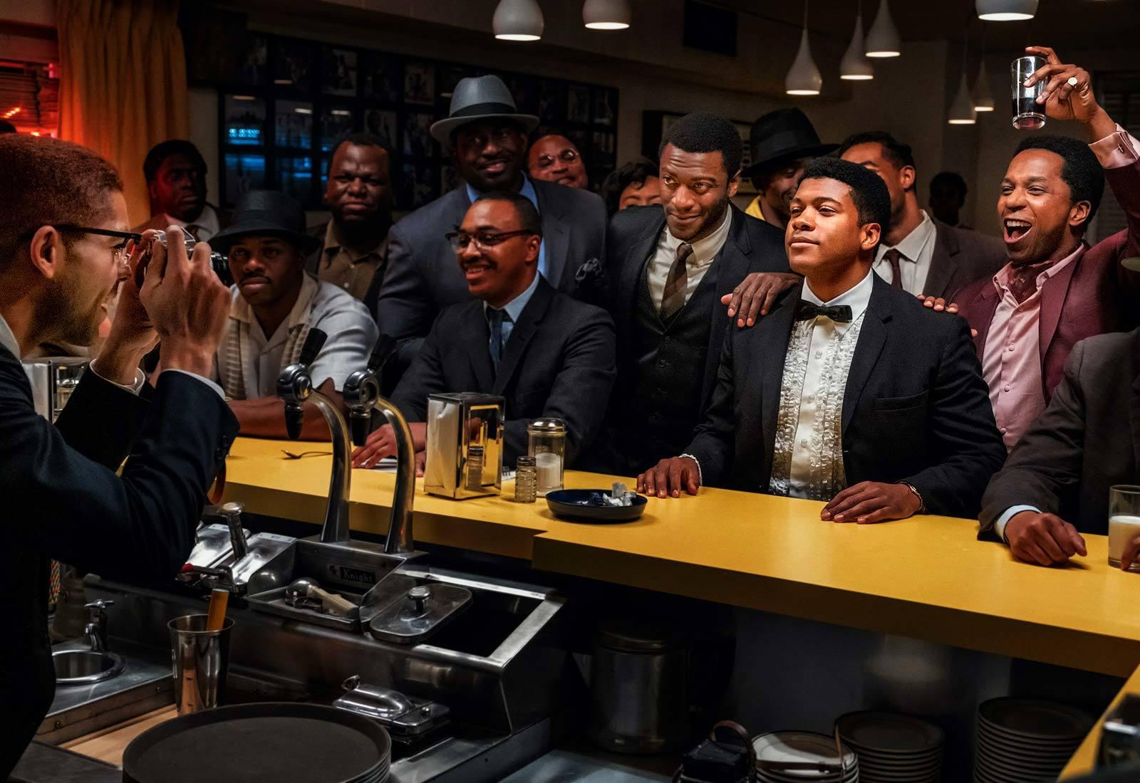 TIFF 2020:  Una noche con Muhammad Ali y Malcom X