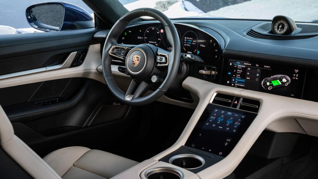 auto deportivo Porsche