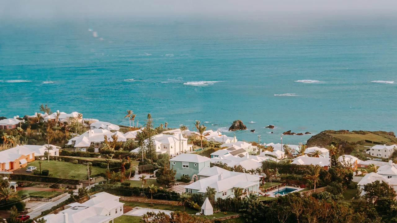 ¿Home office desde Bermudas? La isla ofrece una visa especial para que te mudes ahí