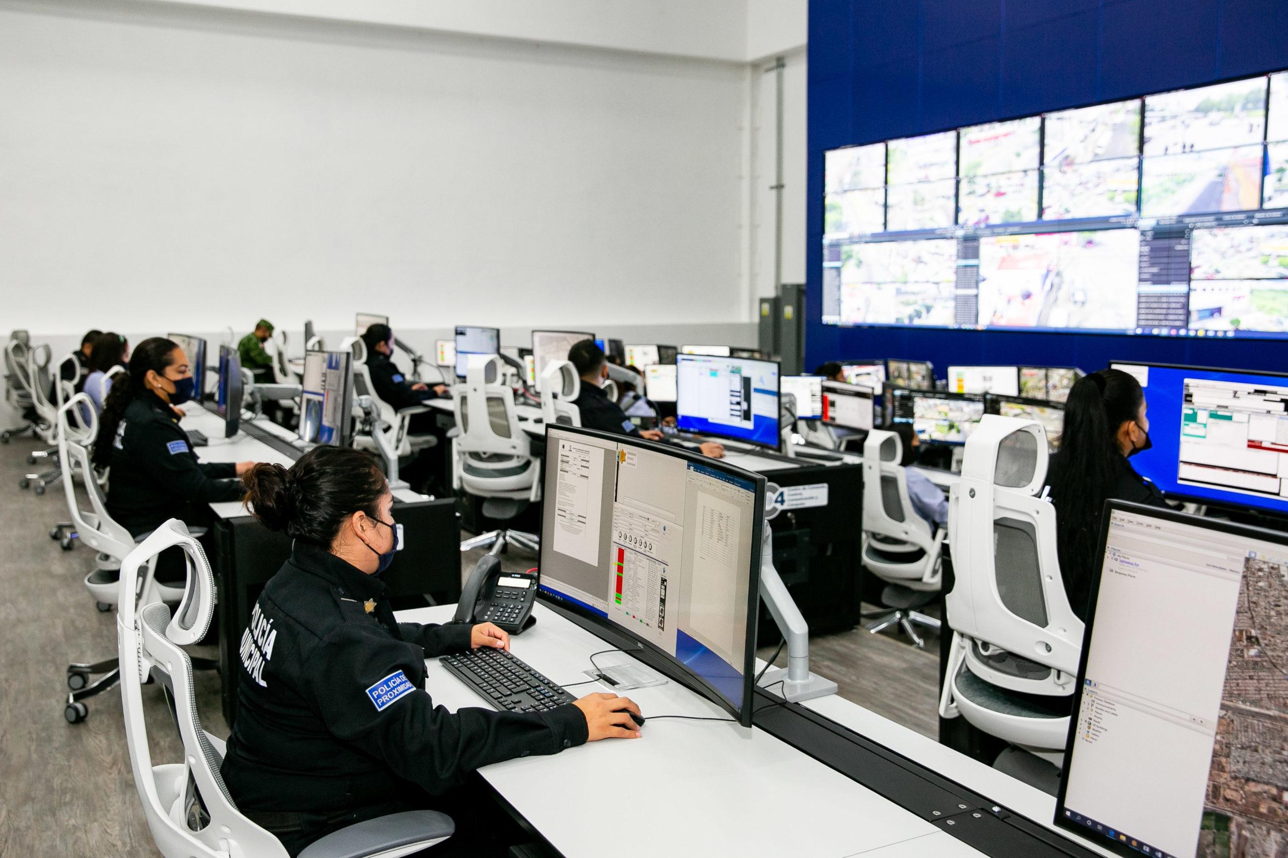 Querétaro estrena centro de comando con procesos de atención ciudadana de punta