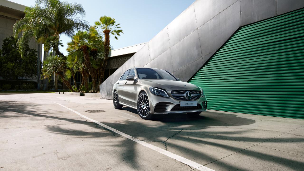 Mercedes-Benz Clase C Sedán: la naturaleza del máximo nivel de confort