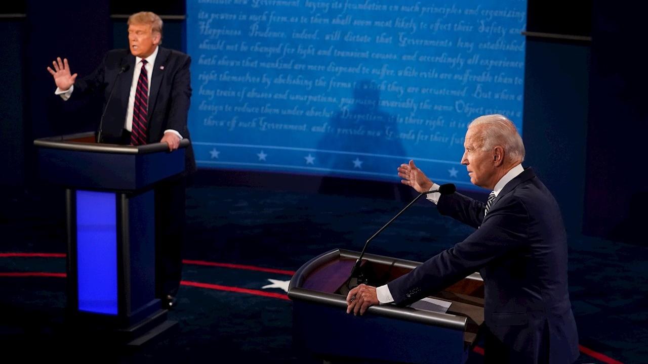 ¿Trump o Biden? Así van las millonarias apuestas que marcarían un récord