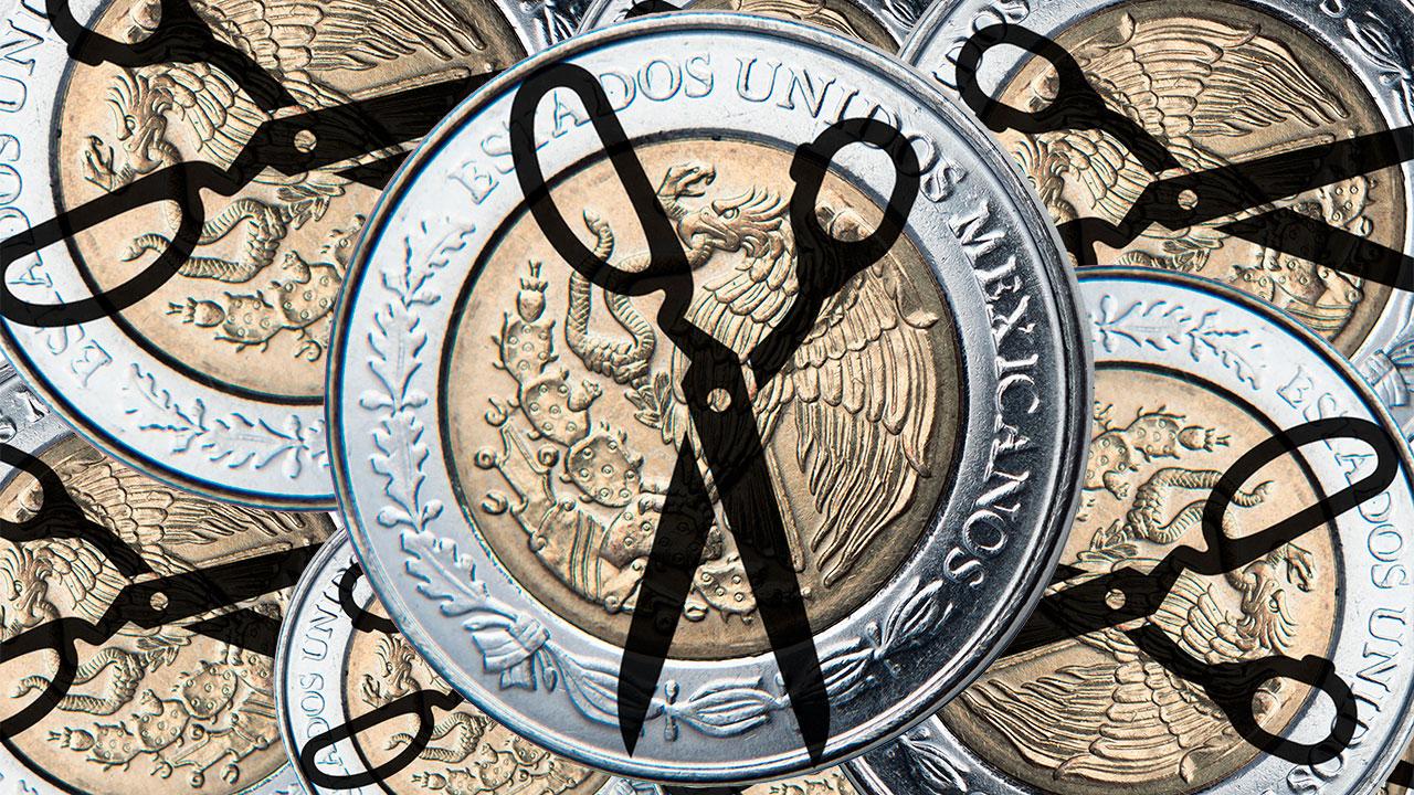 Hacienda propone presupuesto con déficit de  2.9% del PIB para 2021