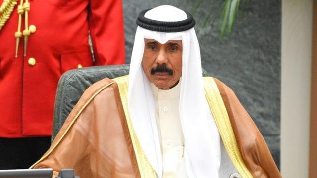 emir de Kuwait, Sabah al Ahmad