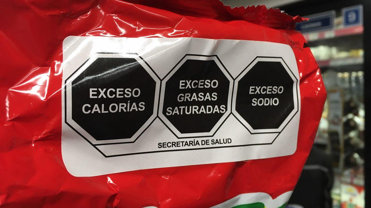 Nuevo etiquetado impulsará cambios en alimentos, confía gobierno