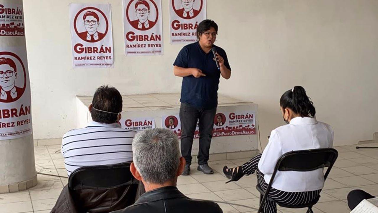 Gibrán Ramírez y Antonio Attolini quedan fuera de encuestas por dirigencia de Morena