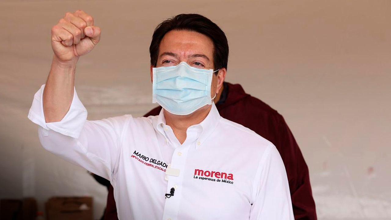 Morena busca repartir candidaturas con PT y PVEM por encuesta