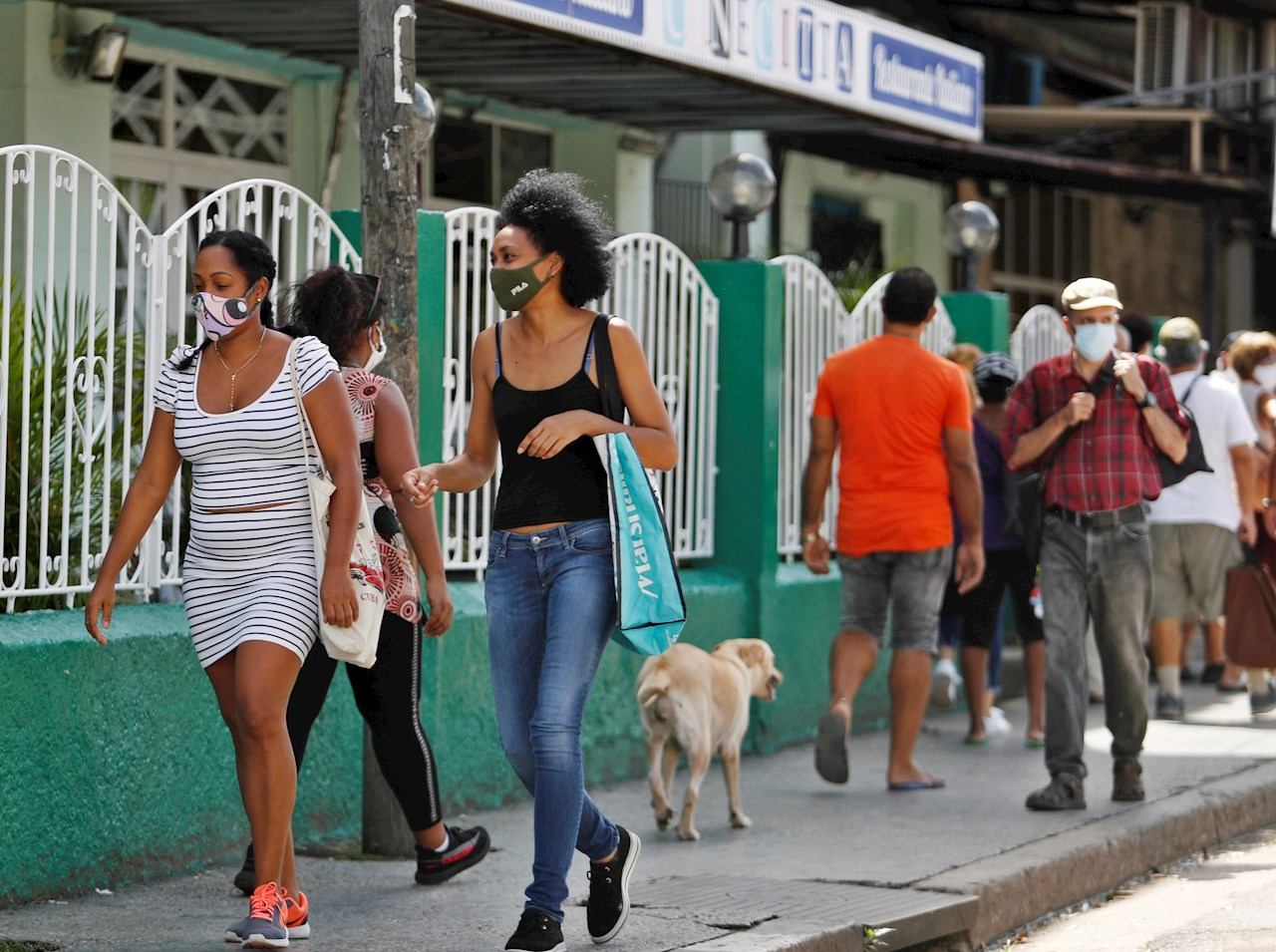 OMS admite su lenta respuesta al inicio de pandemia de Covid-19