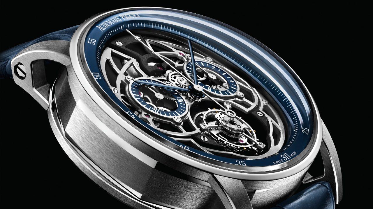Audemars Piguet eleva su apuesta con el Code 11.59, un reloj que desafía las reglas