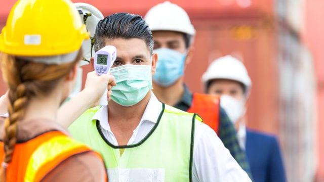 seguridad industrial, covid 19