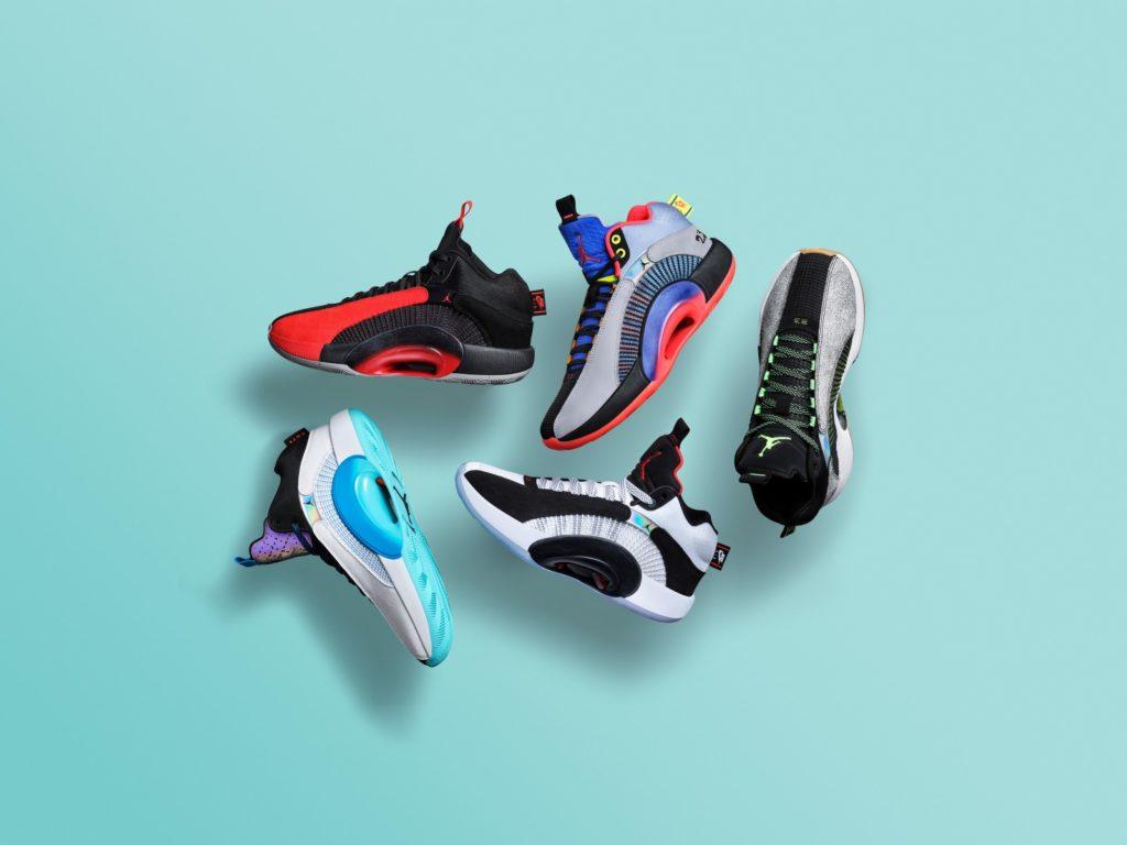 tenis Air Jordan XXXV