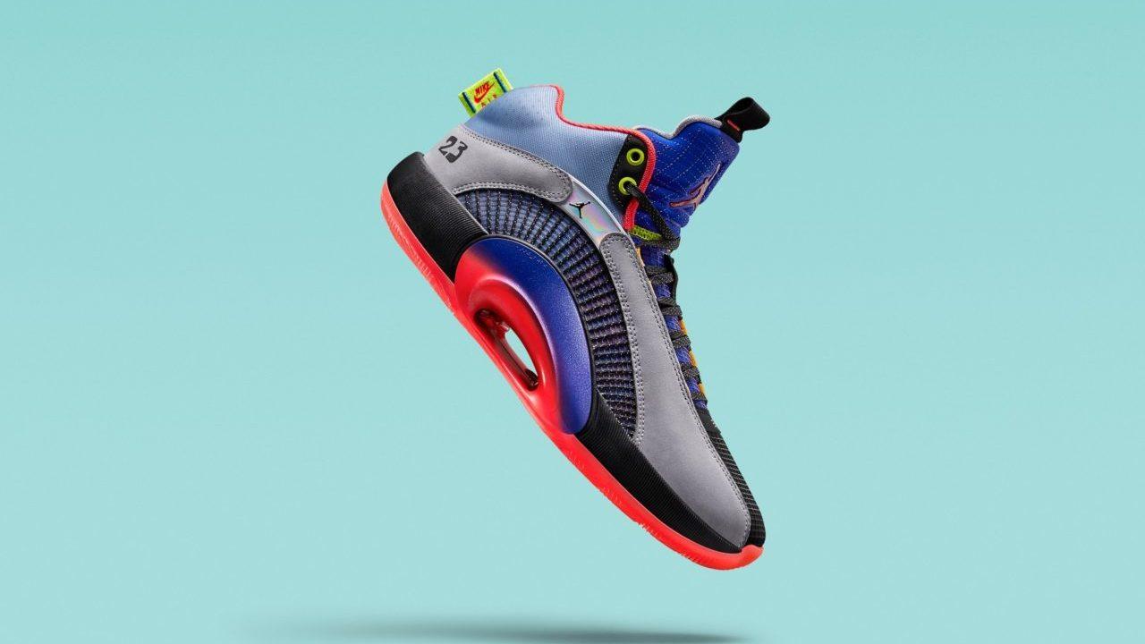 Conoce las sorprendentes innovaciones de los nuevos Air Jordan XXXV