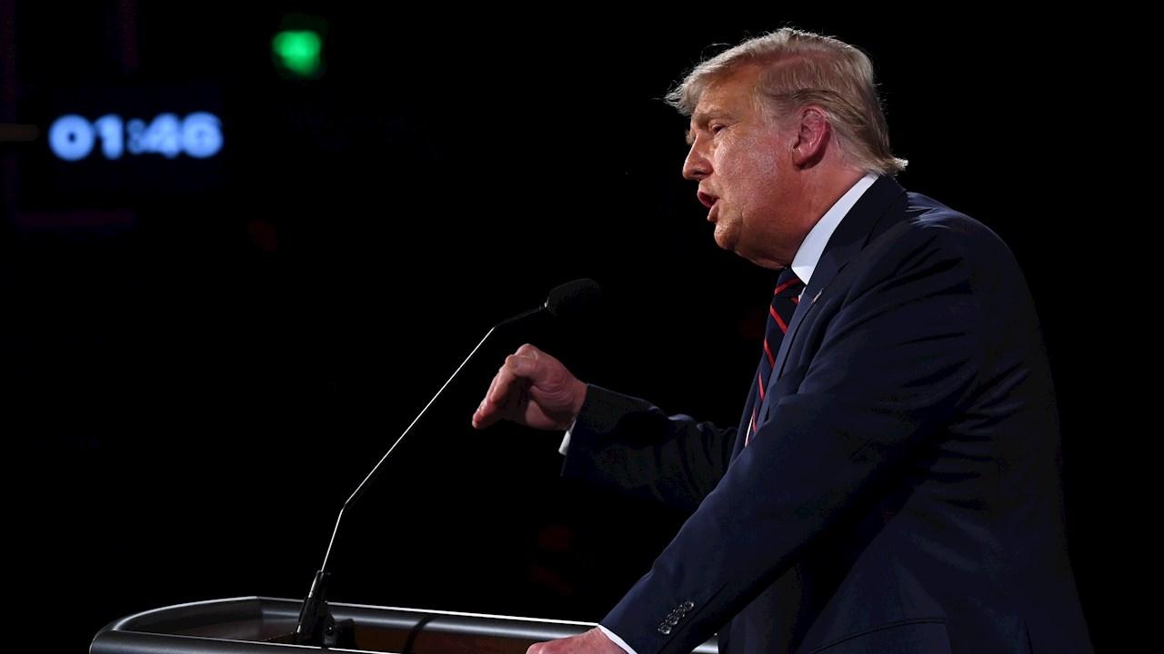 Trump supo jugar sus cartas por muy malas que fuesen, Biden no