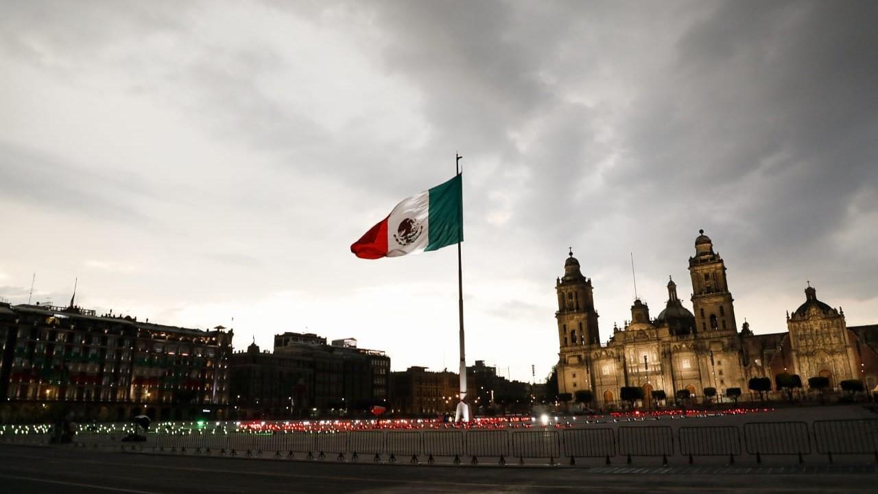 Un 15 de septiembre distinto: nadie pasa al Zócalo, la instrucción en la CDMX