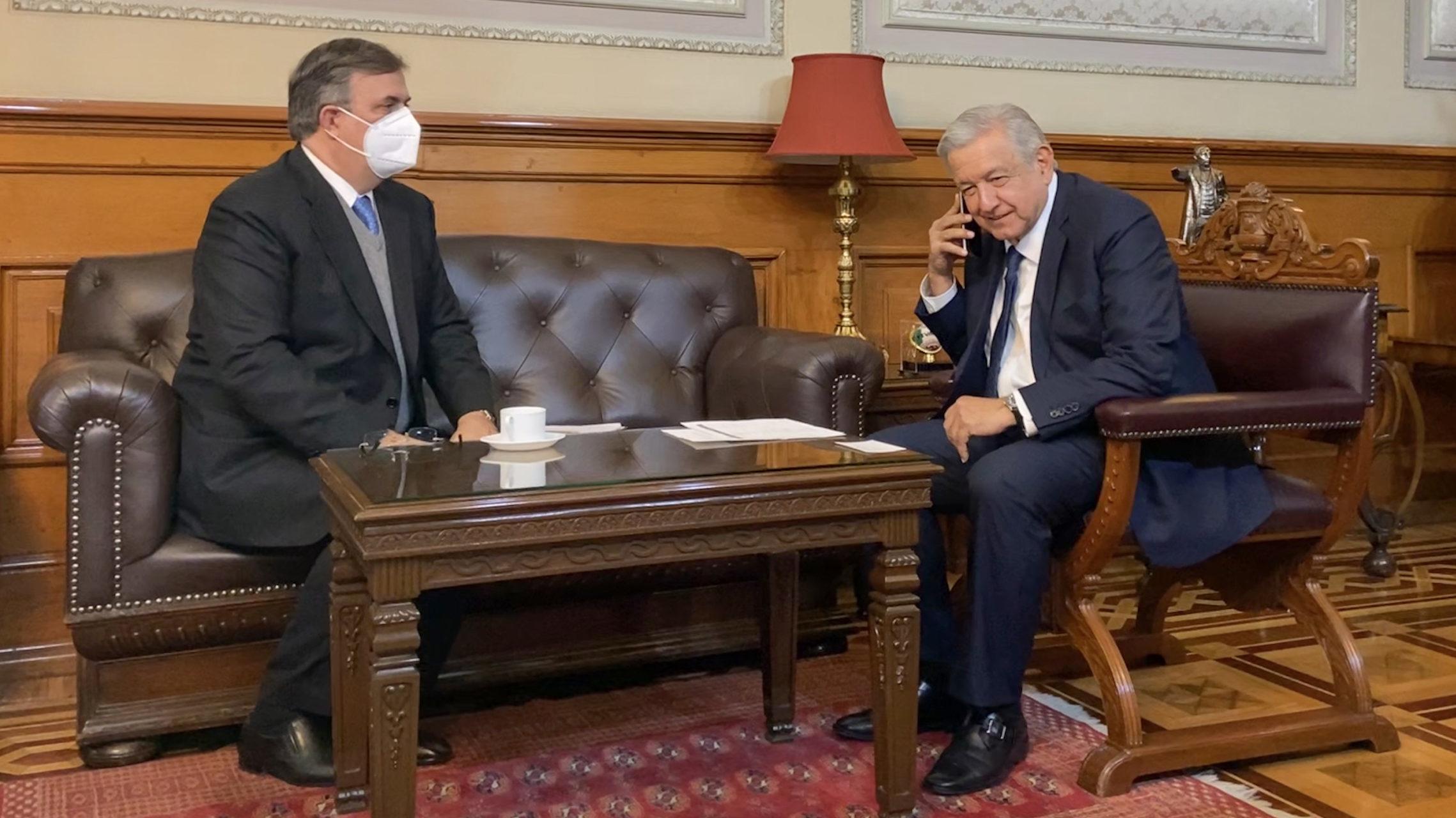 AMLO felicita a Arce, del partido de Evo Morales, por ganar presidencia de Bolivia