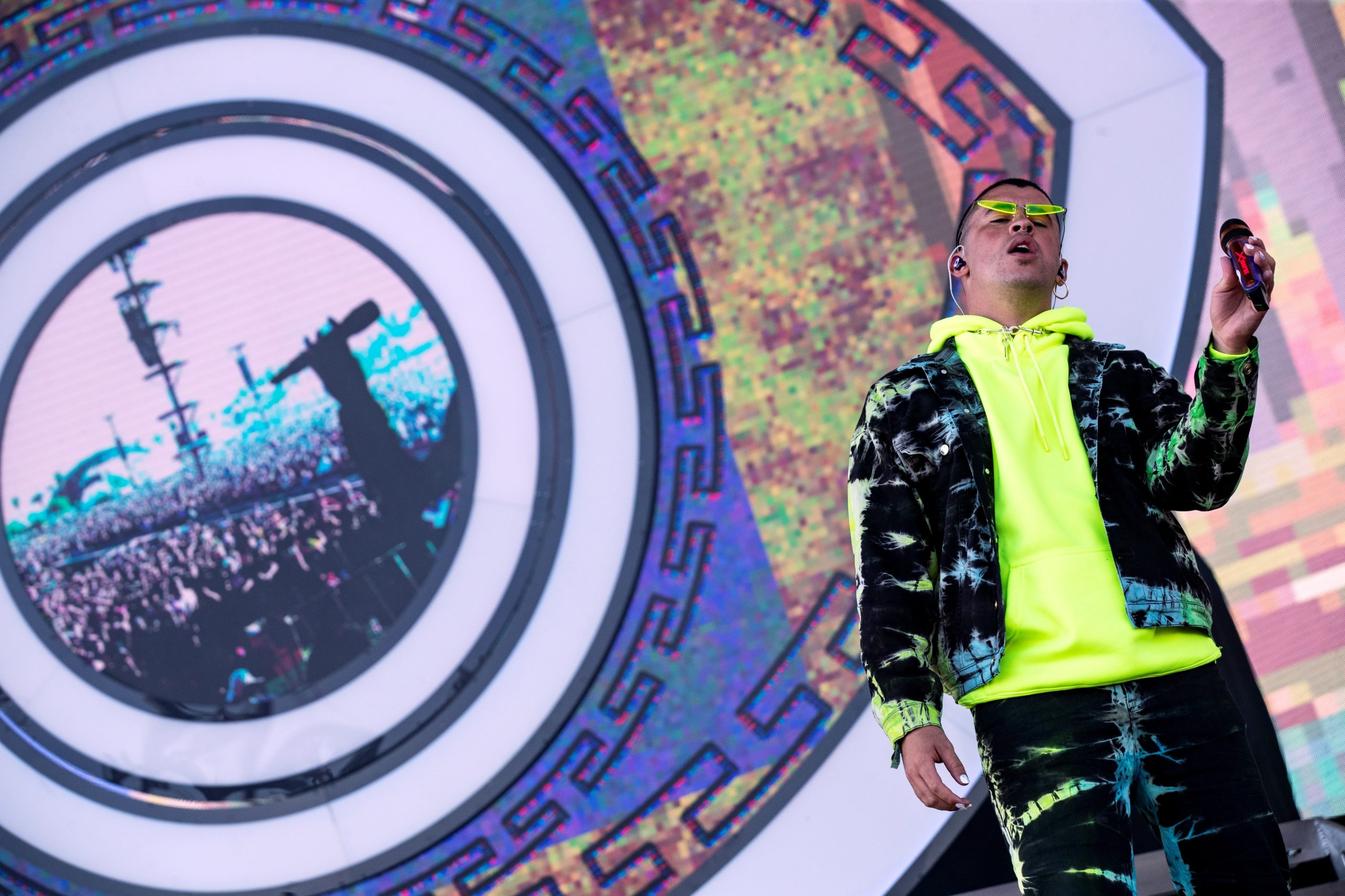 Bad Bunny se convirtió en la portada de The New York Times