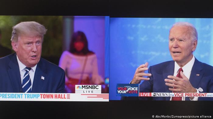 Biden y Trump intensifican campaña a 2 semanas para elecciones