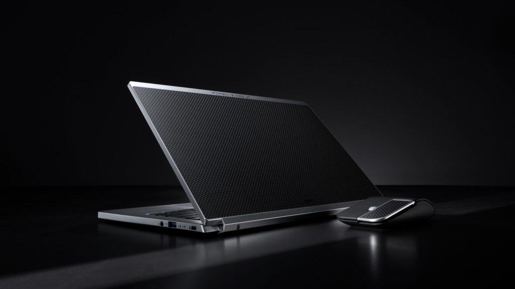 Acer laptop Porsche