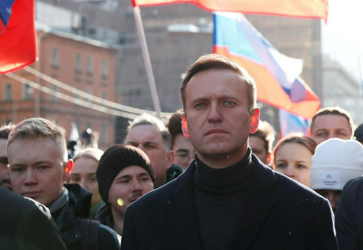 Navalni, de youtuber a enemigo público de Putin