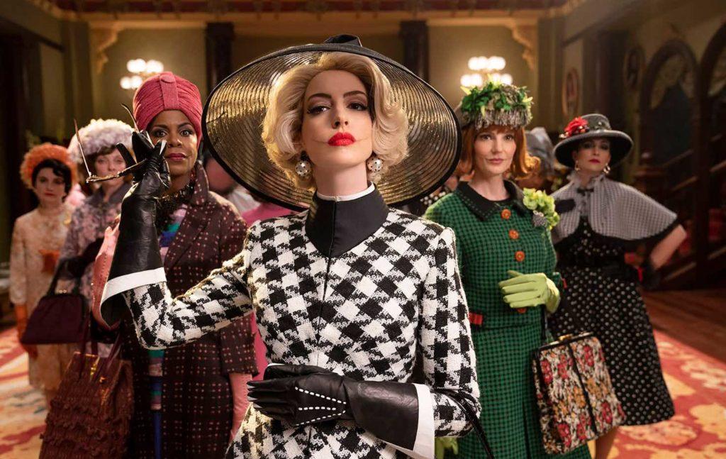 Anne Hathaway Las brujas