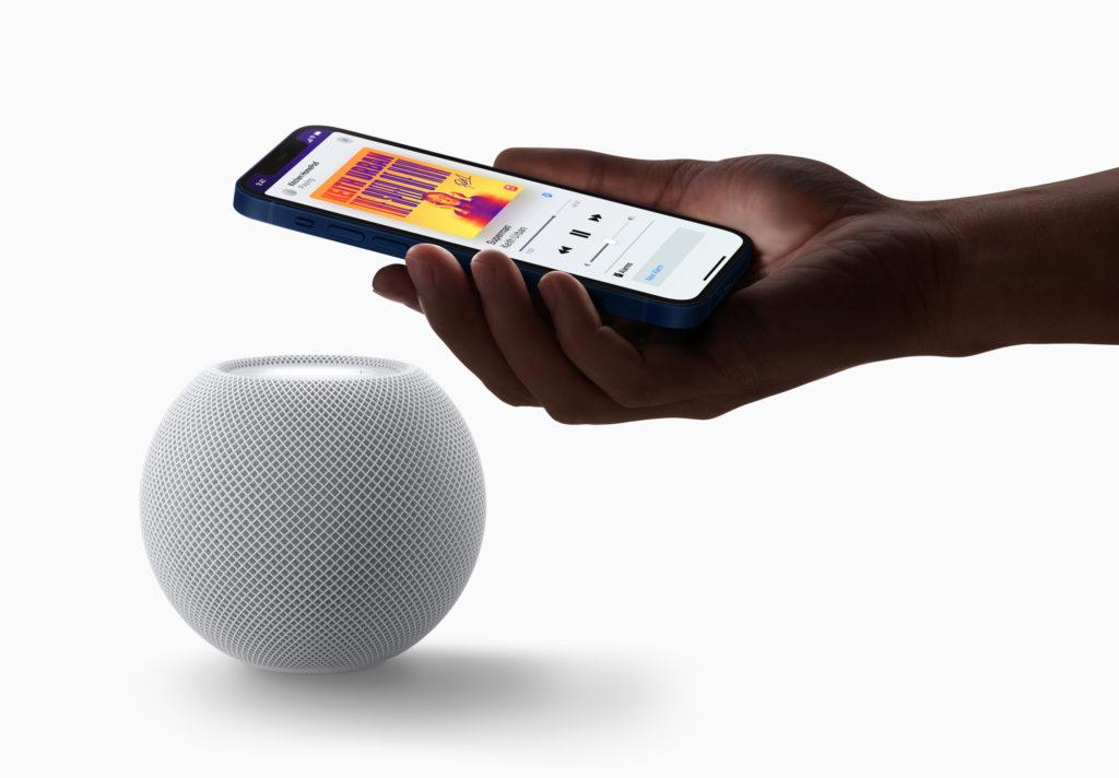 bocinas inteligentes Apple HomePod