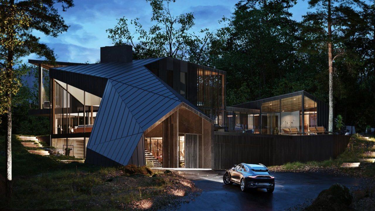 Sylvan Rock, la mansión de Aston Martin reinterpreta el  lujo extremo en Nueva York