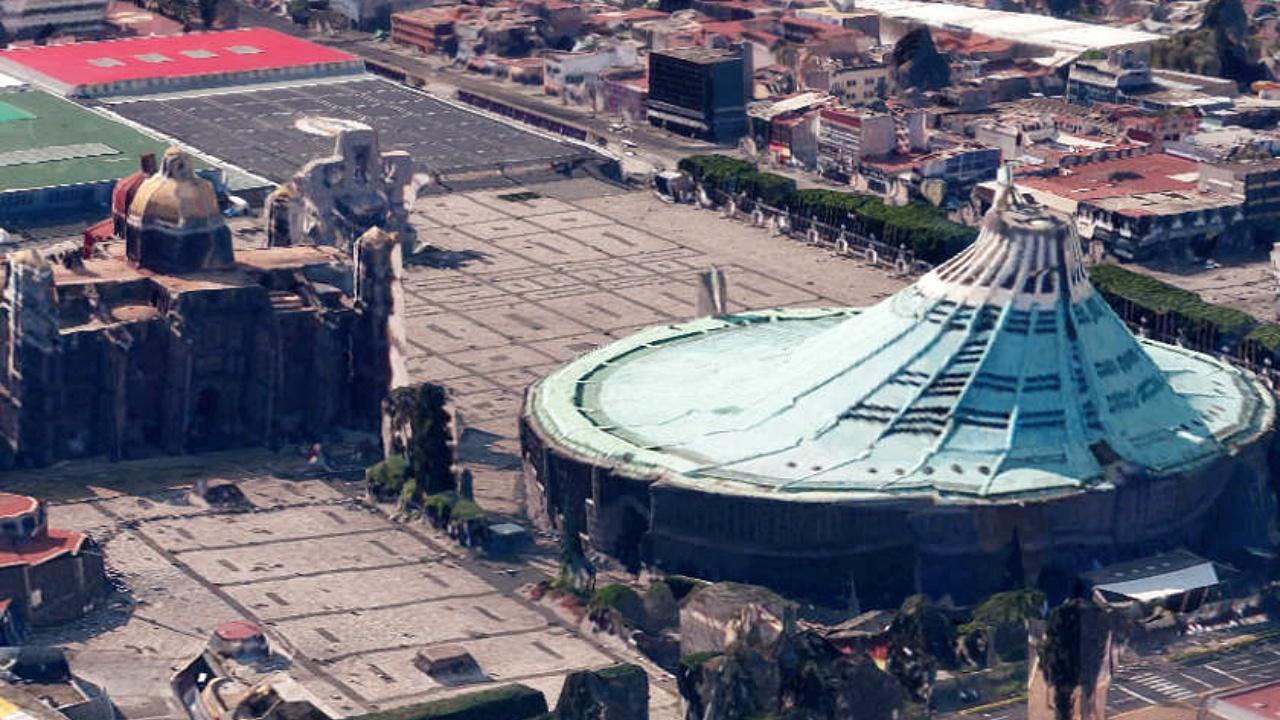 Basílica de Guadalupe suspenderá los actos del Día de la Virgen