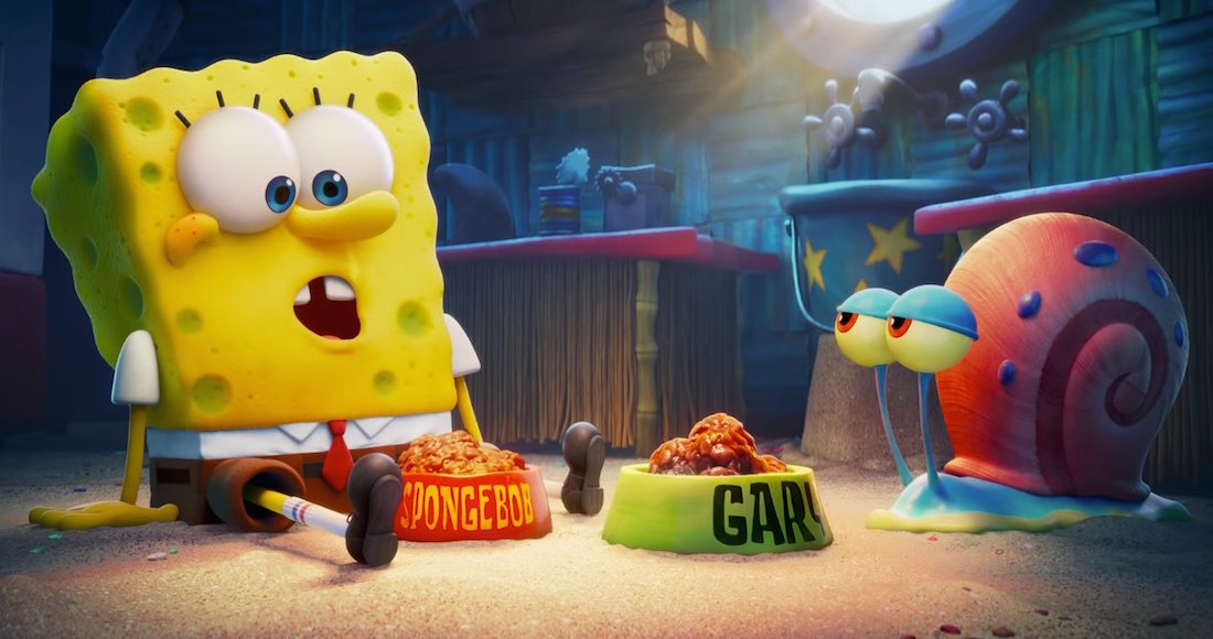 ¡'Bob Esponja: Al rescate' ya está disponible en Netflix!