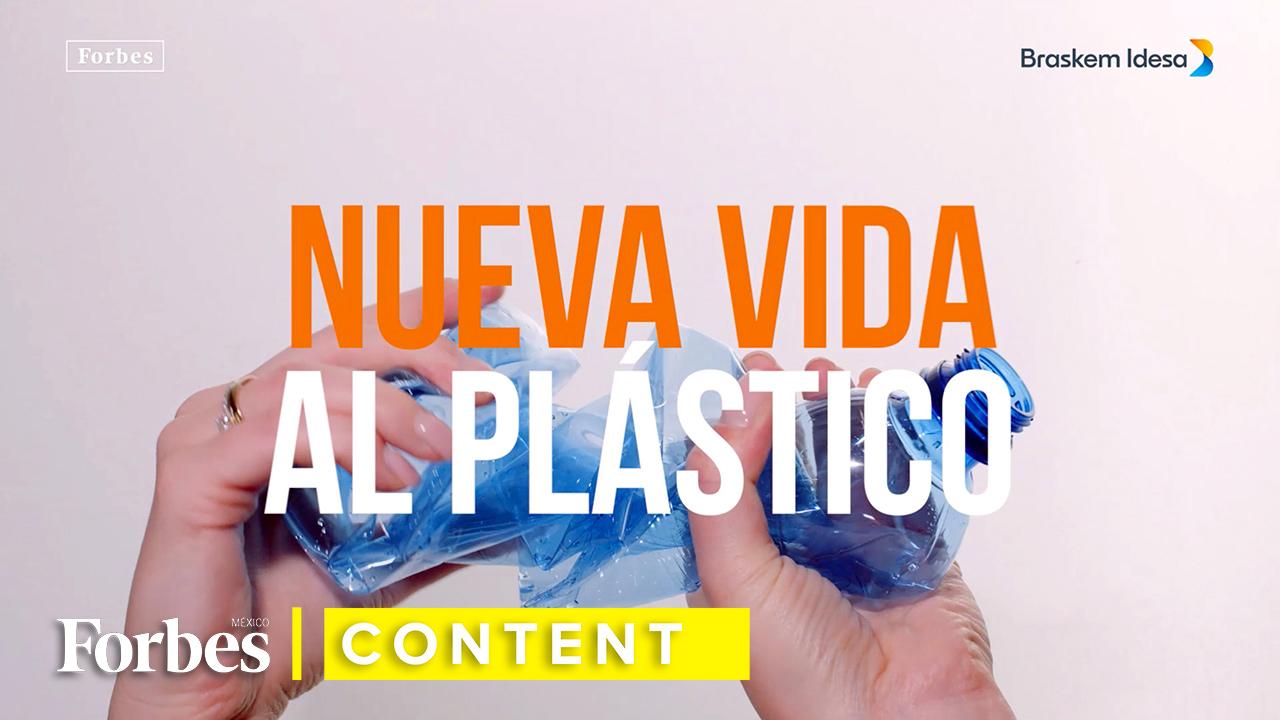Transitar hacia una economía circular del plástico es posible: Braskem Idesa