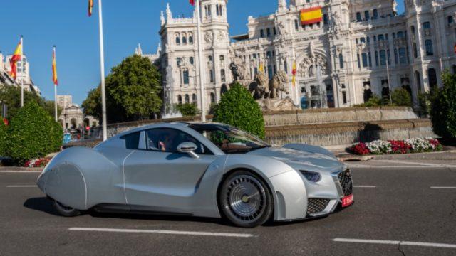 Auto carmen Hispano Suiza