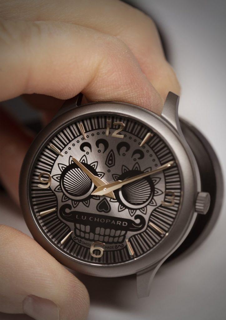 Chopard reloj Día de Muertos