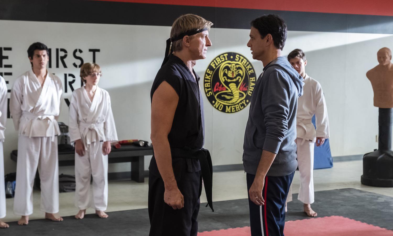 Netflix lo confirma: 'Cobra Kai' tendrá una cuarta temporada