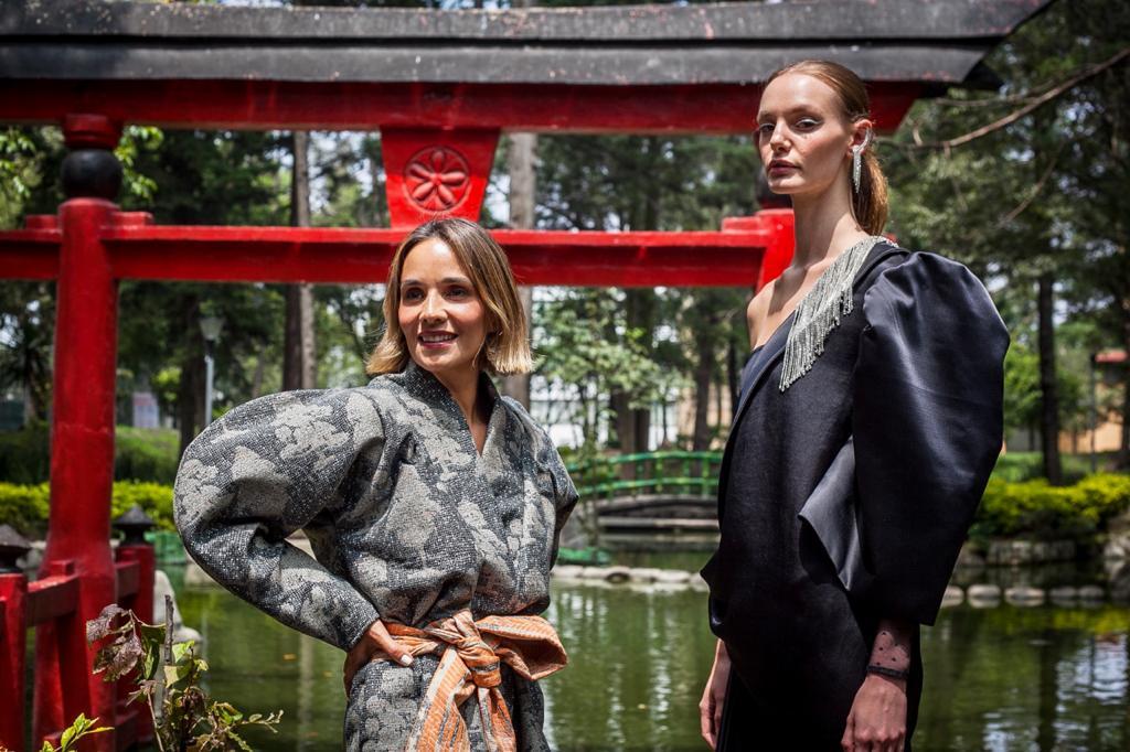 Semana de la moda: Daniela Villa presenta segunda parte de su colección Asakusa